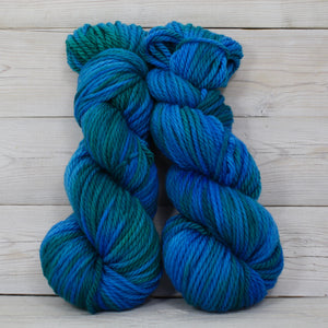 Apollo Yarn | Colorway: Peacock