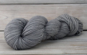 Luna Grey Fiber Arts Altair Yarn | Colorway: Pewter