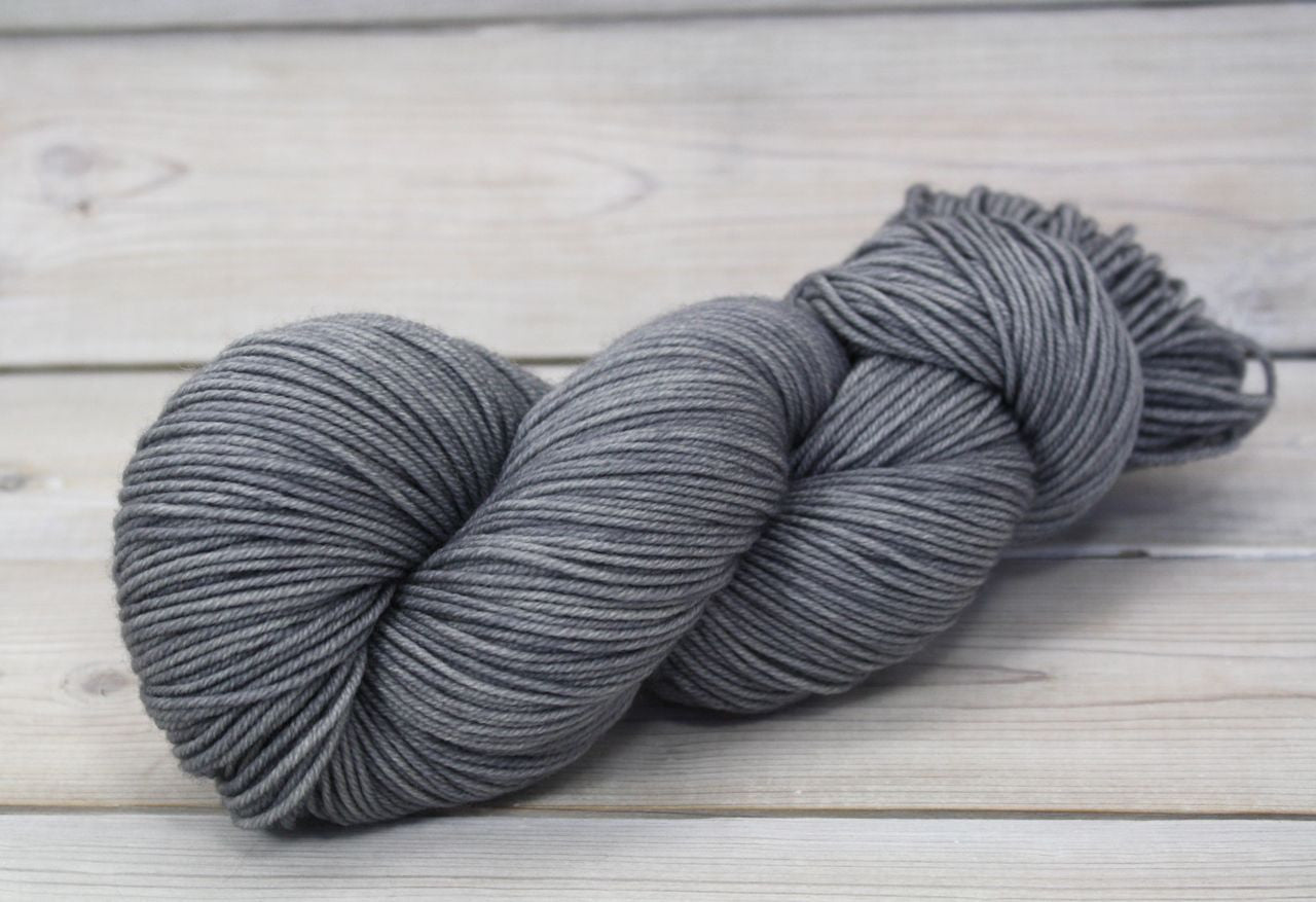Aspen Sport Yarn | Colorway: Pewter