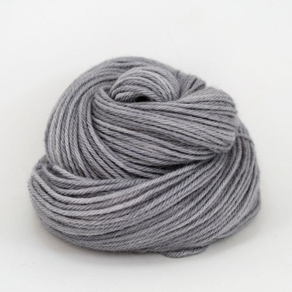Vega Yarn | Colorway: Pewter