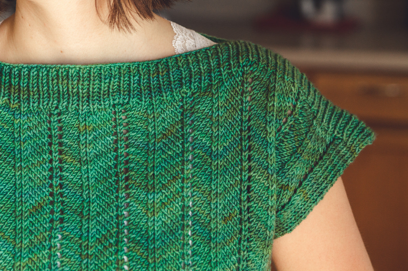 Portico Kit | Pattern + Yarn