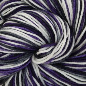 Luna Grey Fiber Arts Calypso Yarn | Colorway: Rockies