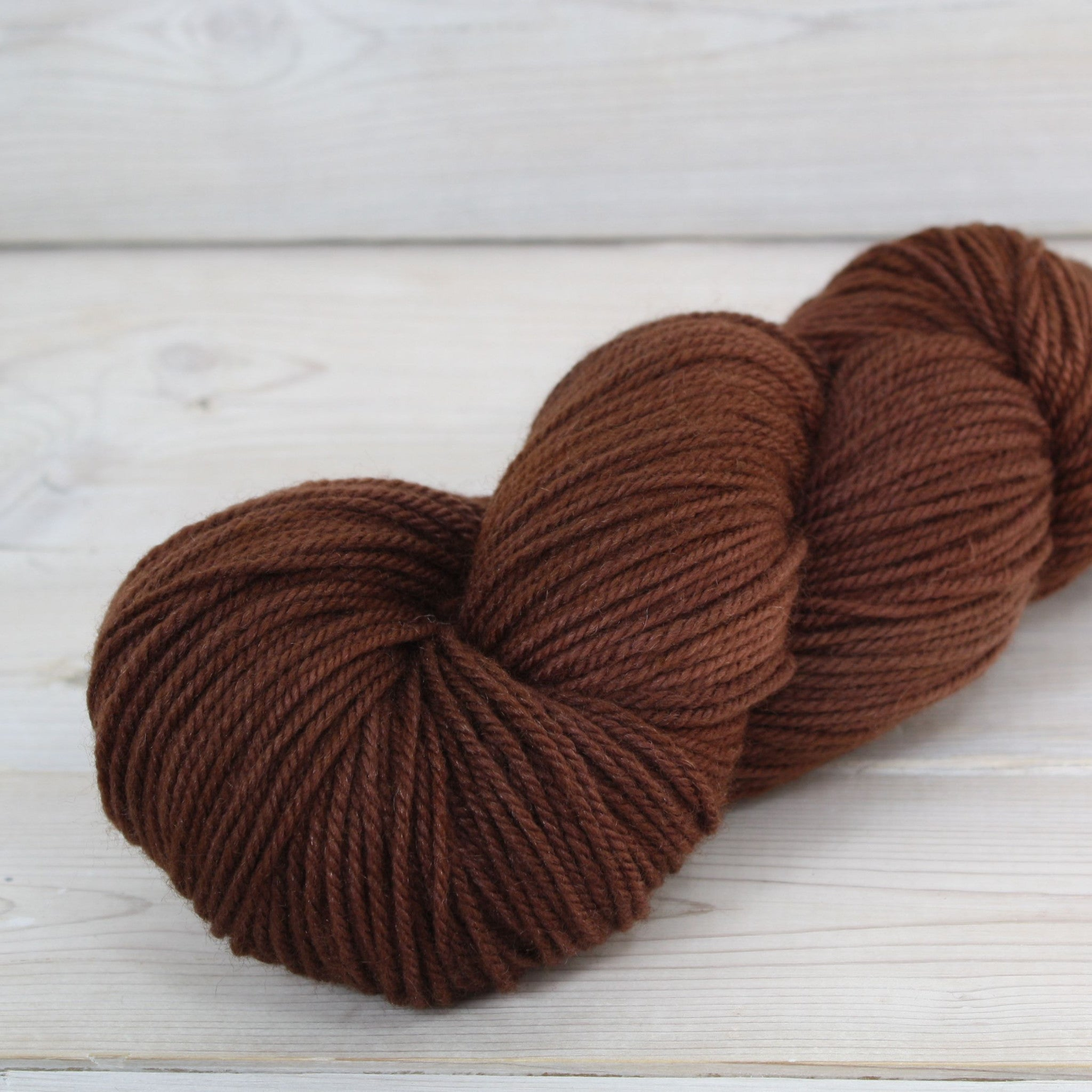 Zeta Yarn | Colorway: Rootbeer