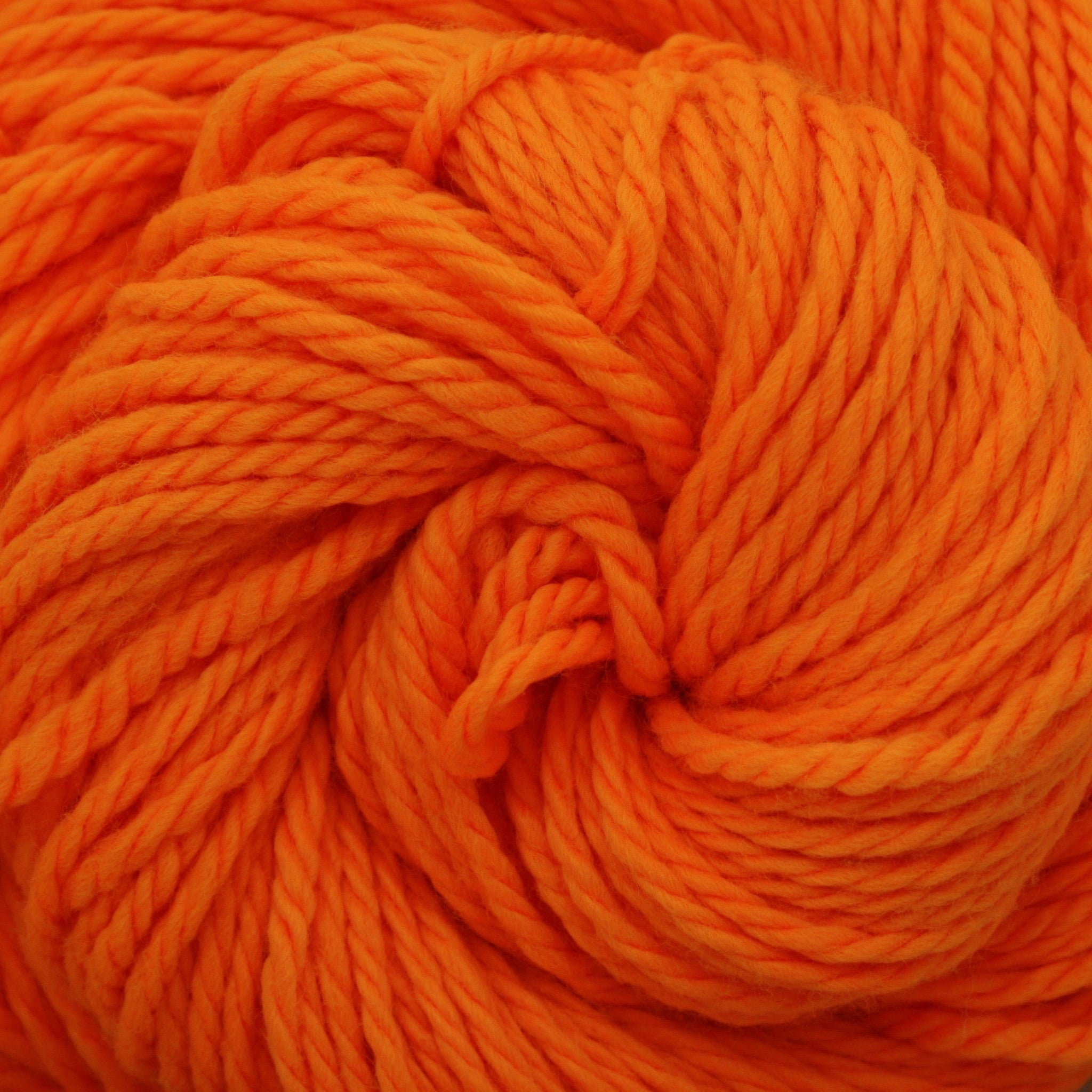 Apollo Yarn | Colorway: Safety Orange