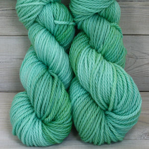Luna Grey Fiber Arts Apollo Yarn | Colorway: Sea Glass