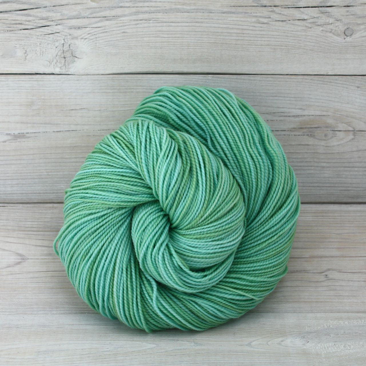 Luna Grey Fiber Arts Celeste Yarn | Colorway: Sea Glass