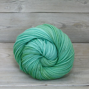 Luna Grey Fiber Arts Supernova Yarn | Colorway: Sea Glass