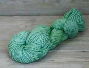 Luna Grey Fiber Arts Vega Yarn | Colorway: Sea Glass