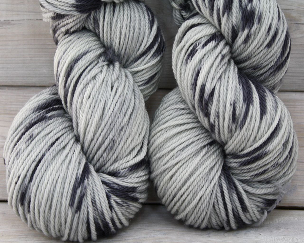 Supernova Yarn | Colorway: Snow Camo