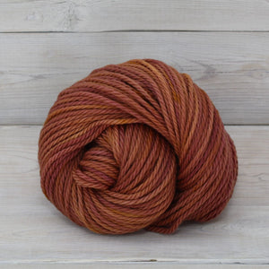 Luna Grey Fiber Arts Apollo Yarn | Colorway: Spiced Cider