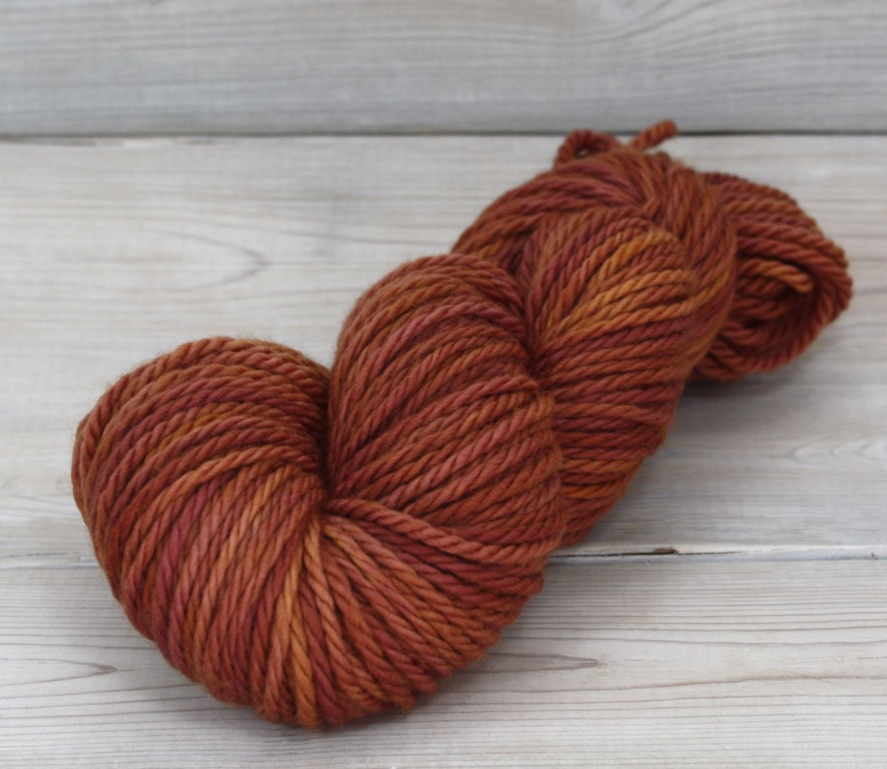 Apollo Yarn | Colorway: Spiced Cider