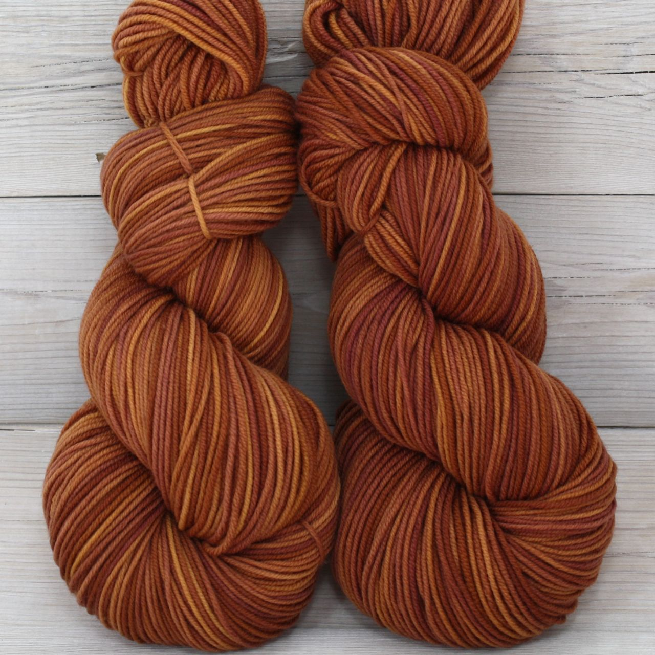 Colorway: Spiced Cider | Dyed to Order Yarn