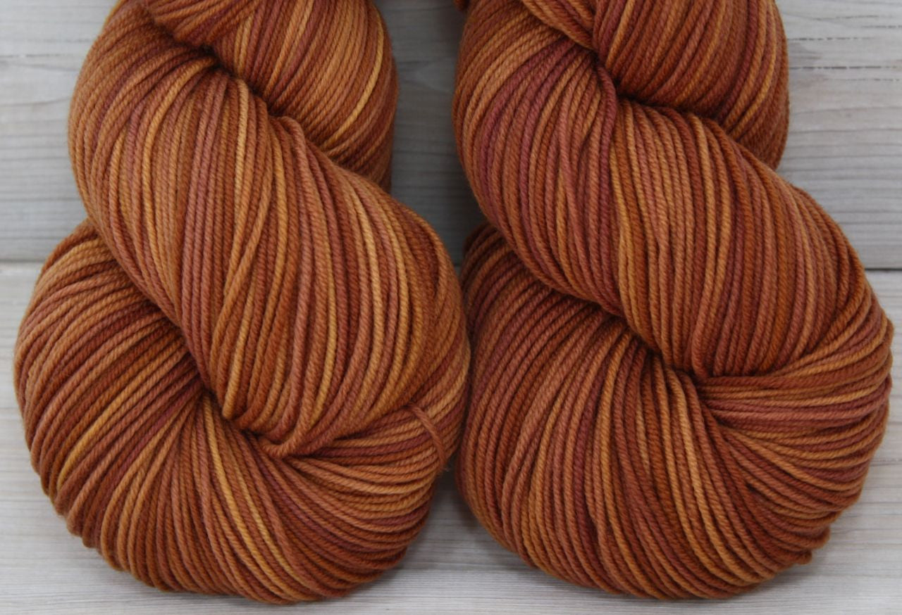 Aspen Sport Yarn | Colorway: Spiced Cider