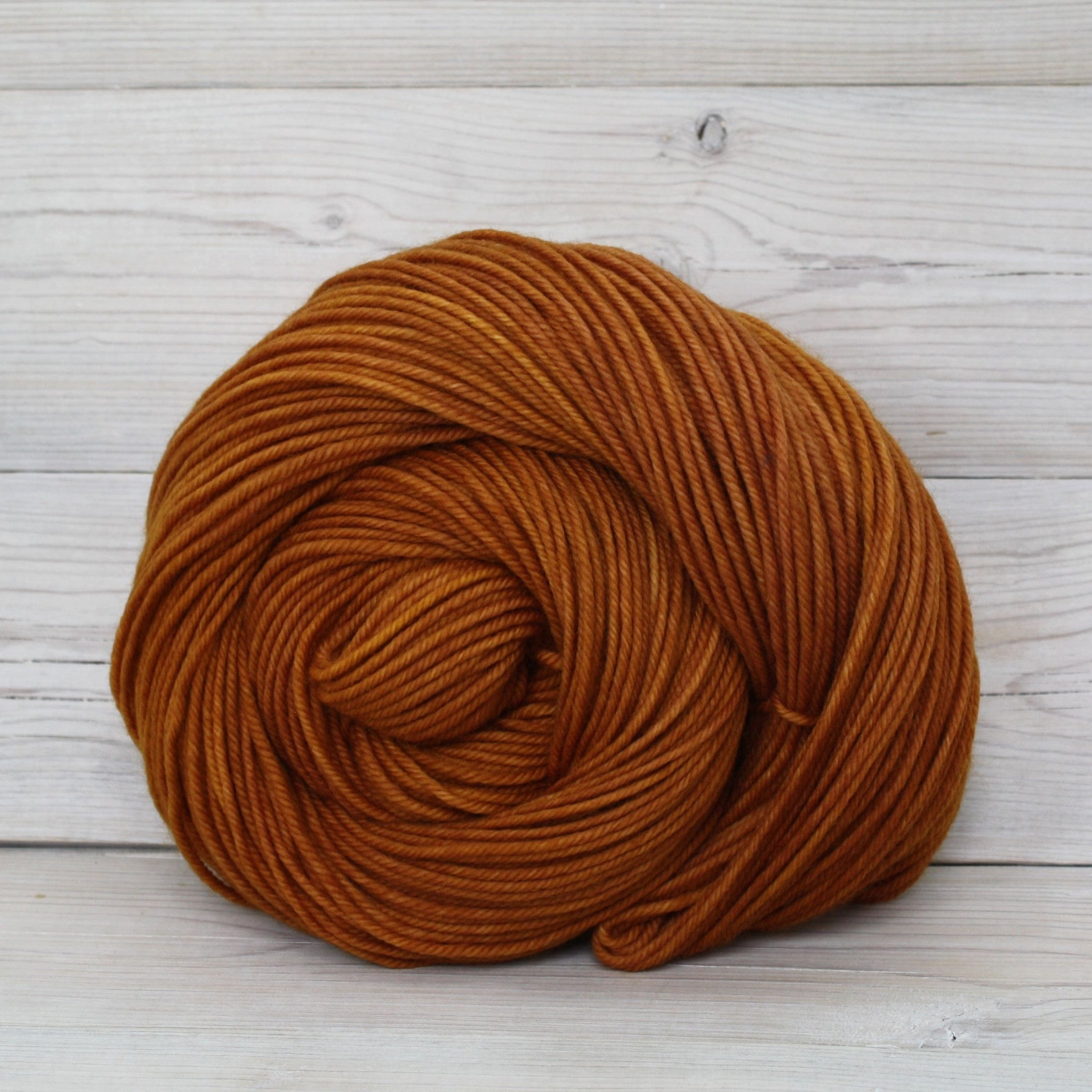 Luna Grey Fiber Arts Calypso Yarn | Colorway: Spiced Cider