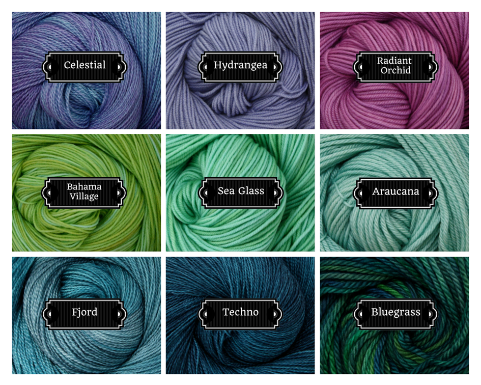Ariel Yarn | Dyed to Order