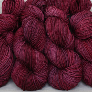 Luna Grey Fiber Arts Supernova Yarn | Colorway: Sugar Plum