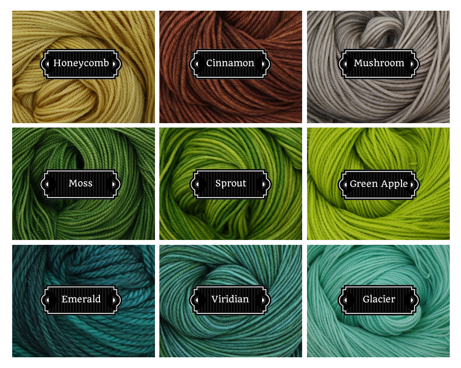 Atlas Yarn | Dyed to Order