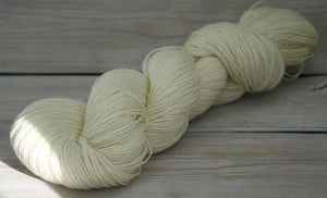 Athena Sock Yarn | Colorway: Natural