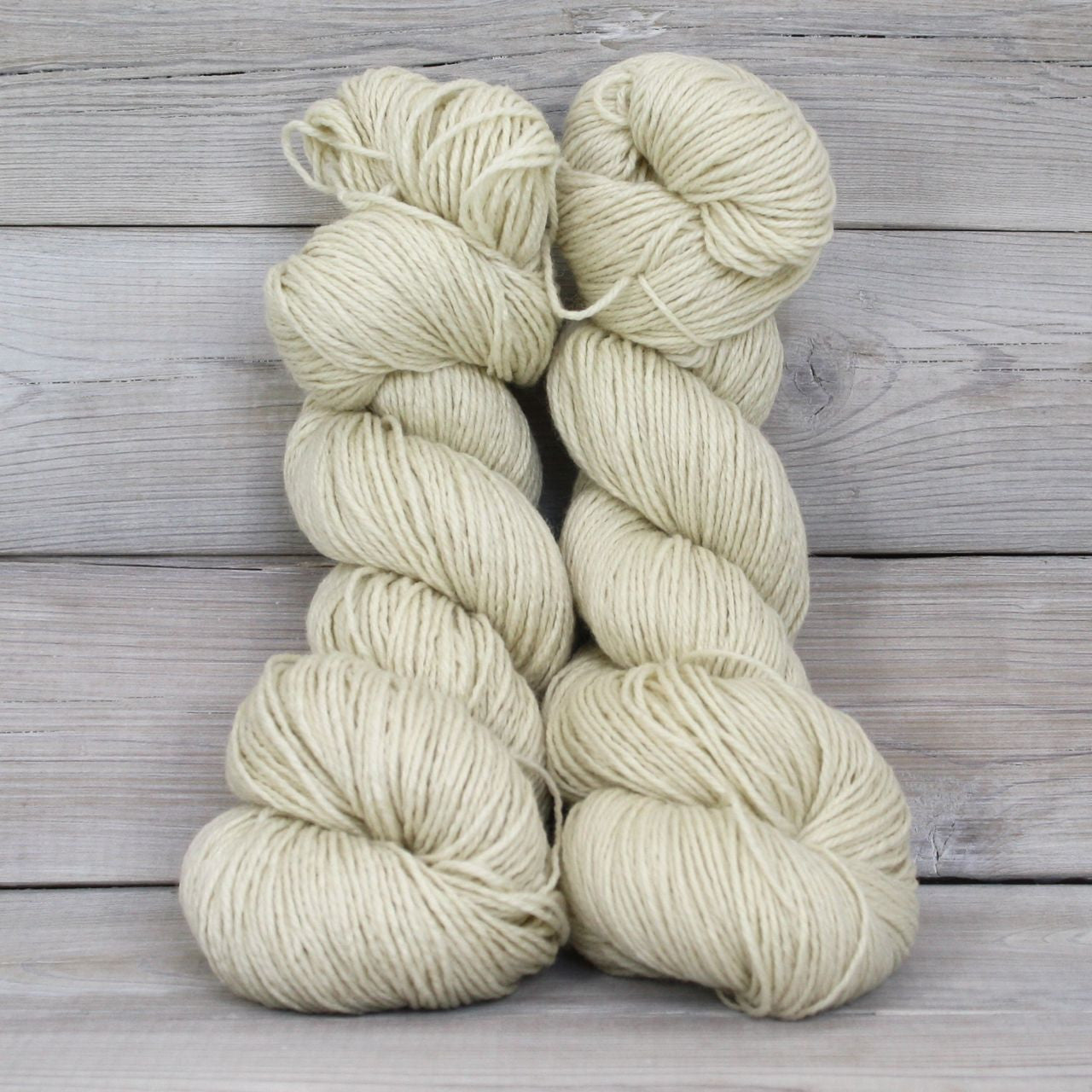Zeta Yarn | Colorway: Natural