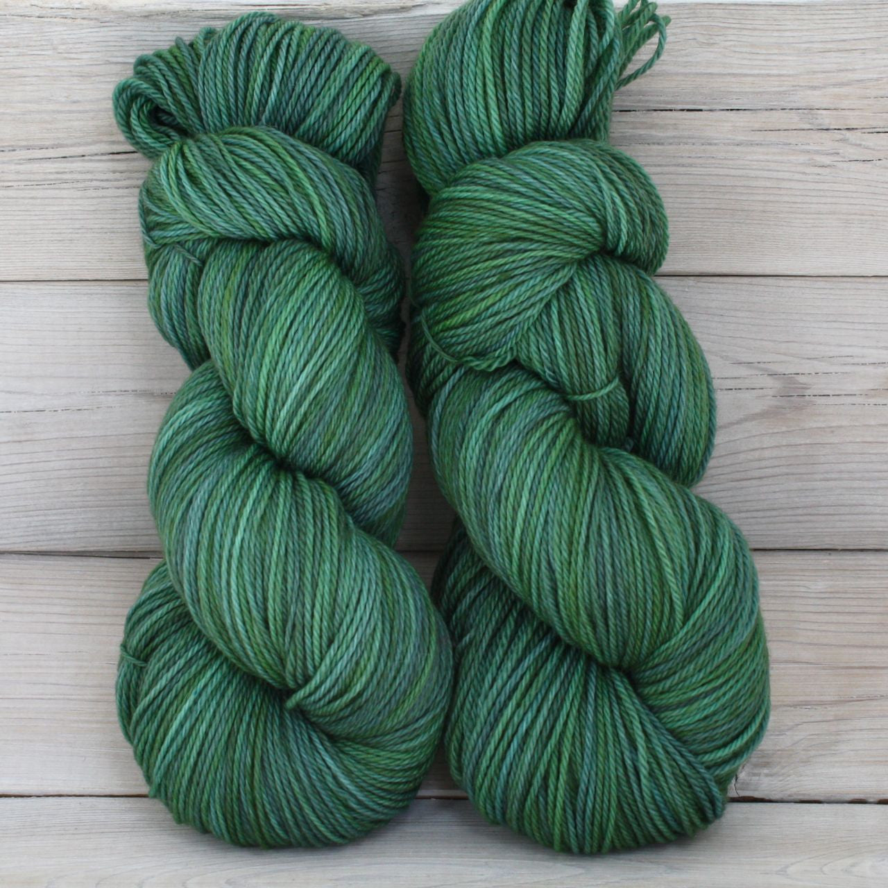 Colorway: Viridian | Dyed to Order Yarn