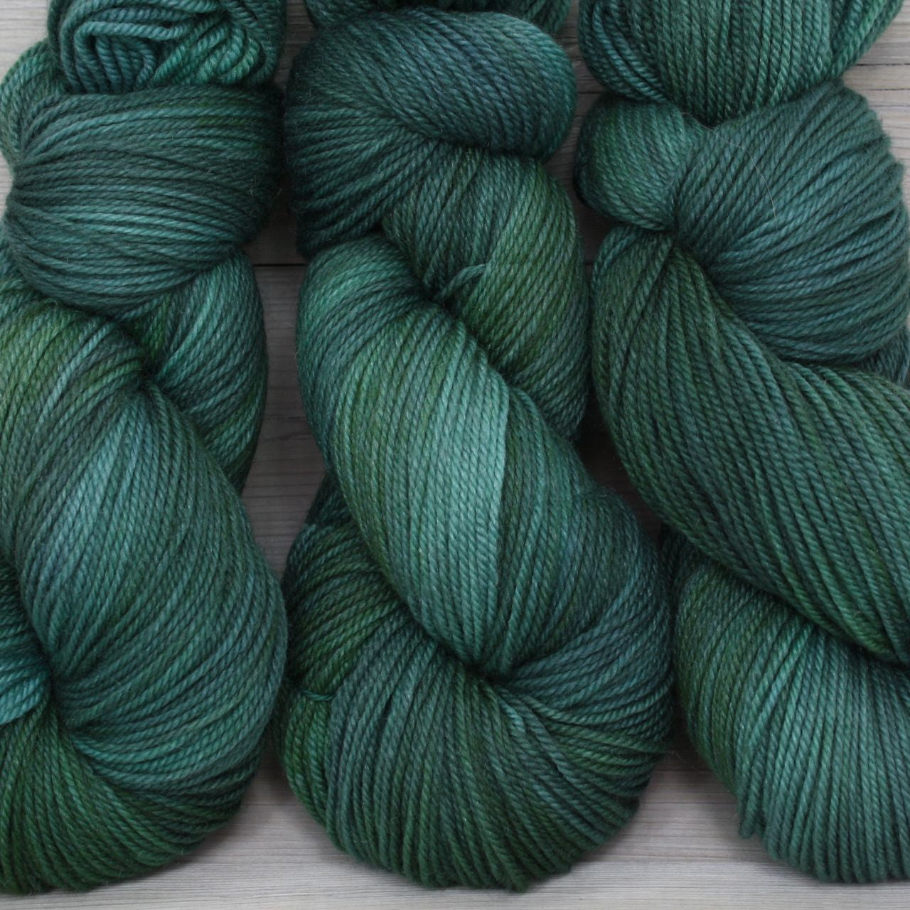 Zeta Yarn | Colorway: Viridian