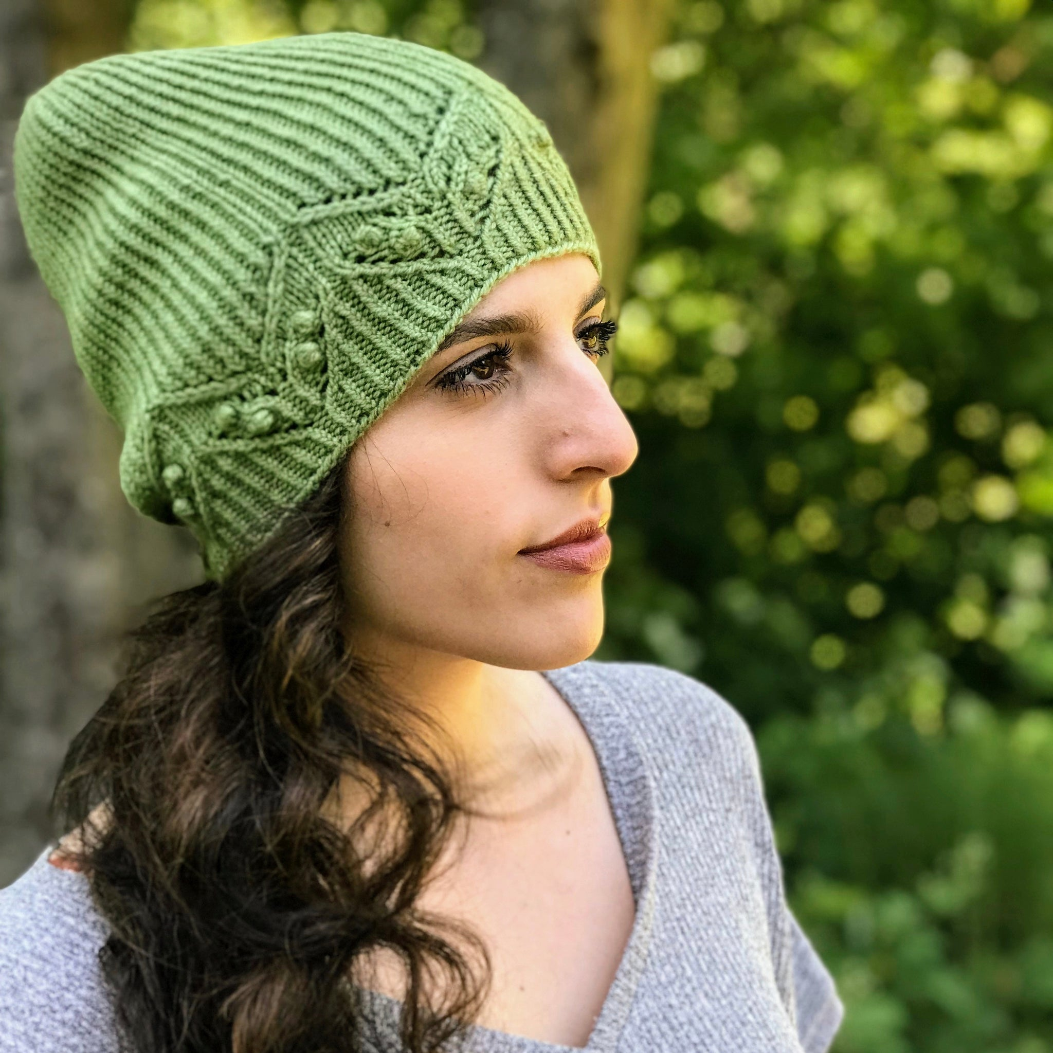North Bend Hat Kit  |  Pattern + Yarn