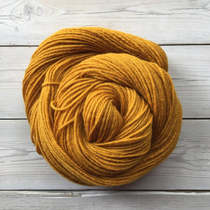 Zeta Yarn | Colorway: Goldenrod