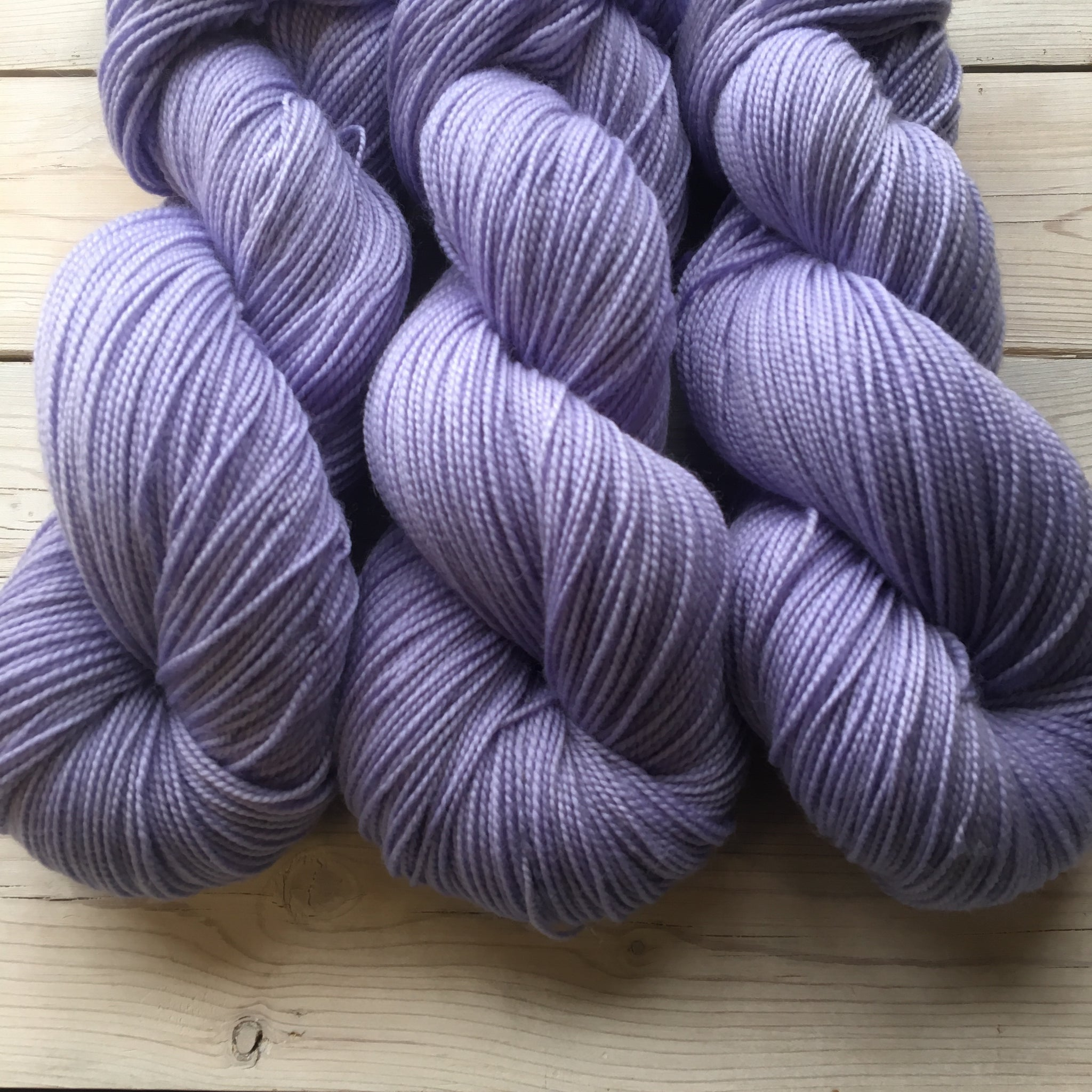 Celeste Yarn | Colorway: Hydrangea