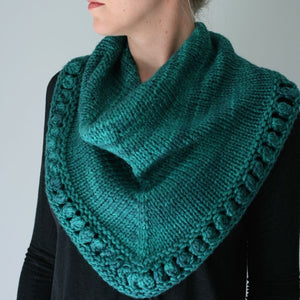 Kallisti Cowl Kit  |  Pattern + Yarn
