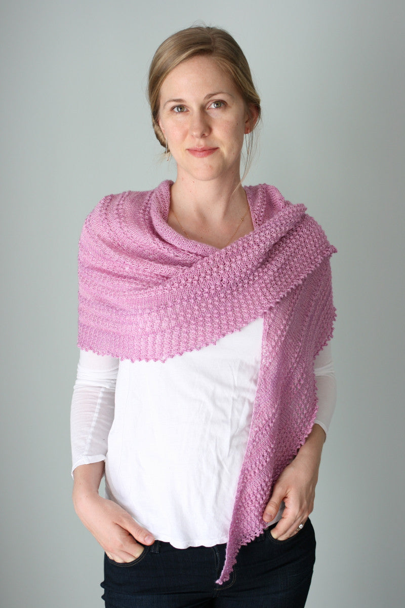 Sidere Shawl Kit  |  Pattern + Yarn