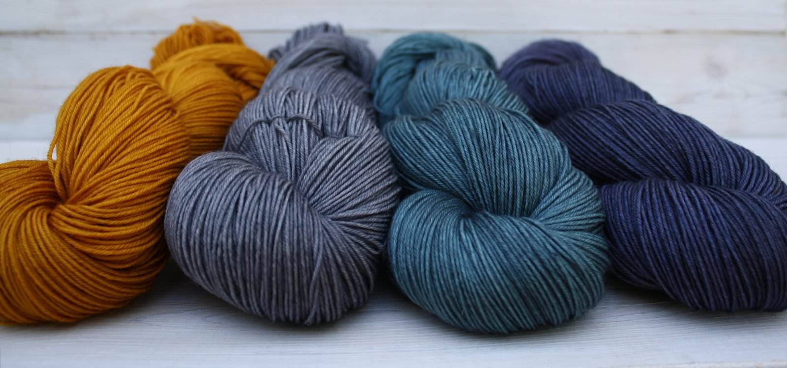 Luna Grey Fiber Arts Celeste Yarn