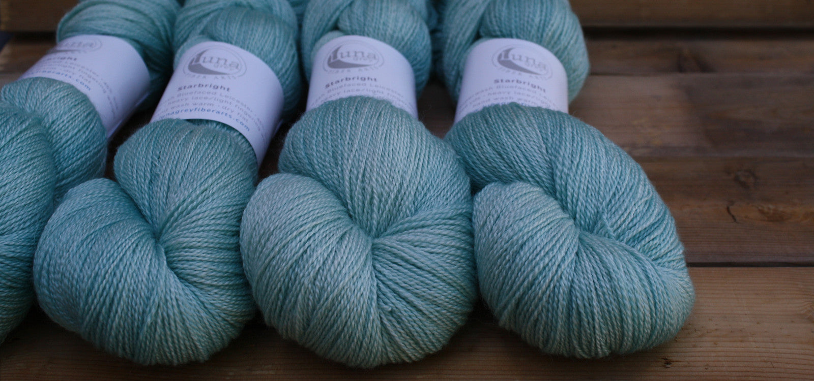 Starbright Yarn | Colorway: Araucana