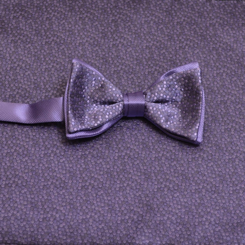 Freesia Mosaic Bow Tie with Matching Pocket Square