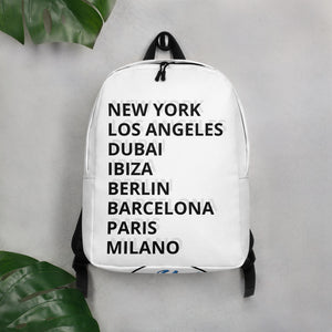 Travel Cities - Back