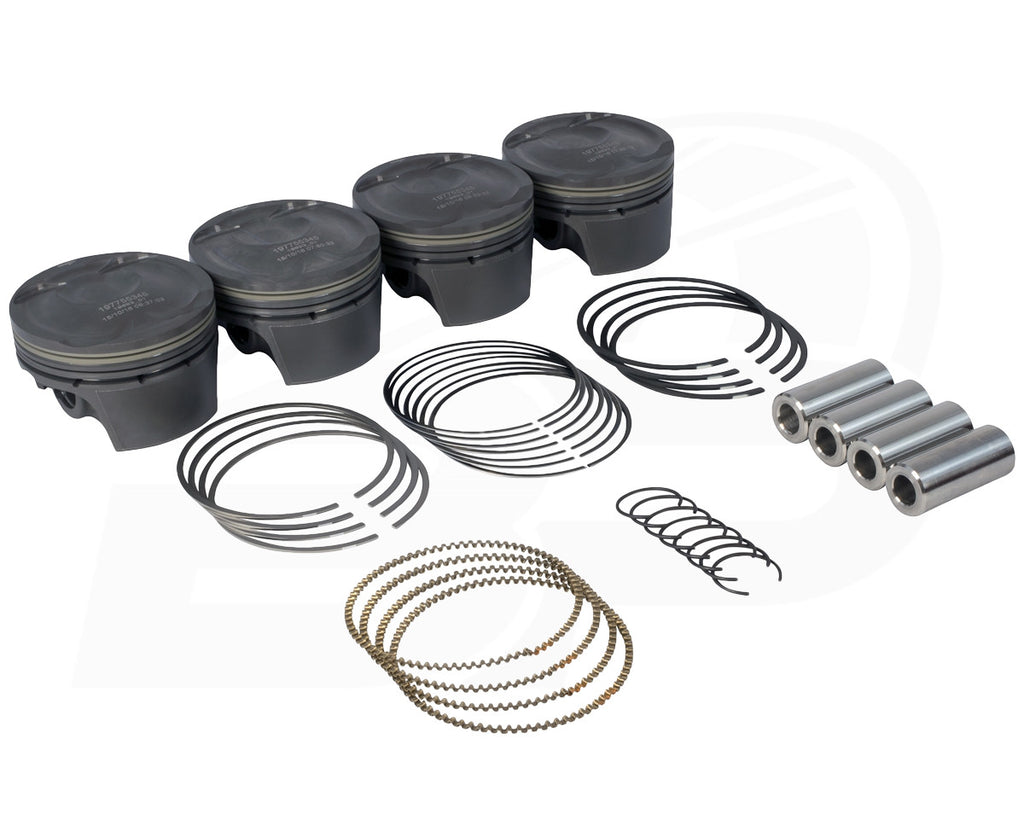 Mahle Piston Set 2.3L Ford EcoBoost / Focus RS