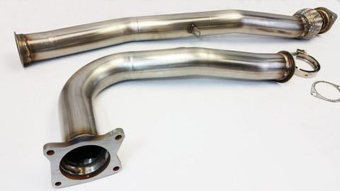 ETS Catted J-Pipe - Subaru WRX 2015+ (Not STI)