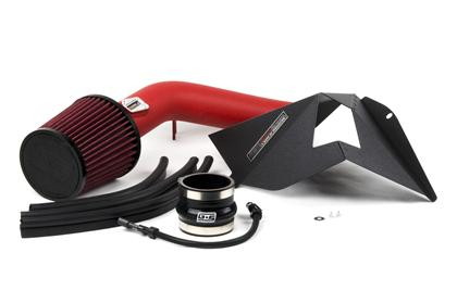 GrimmSpeed StealthBox Cold Air Intake - Red - Subaru WRX 2015+ (Not STI)