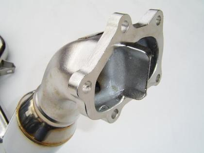 Invidia Downpipe Catted Divorced Wastegate - Subaru WRX/STI 2002-2007