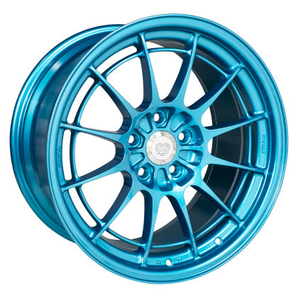 Enkei NT03+M Emerald Blue 18x9.5 5x114.3 40mm