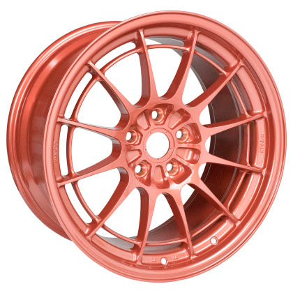 Enkei NT03+M Orange 18x9.5 5x114.3 40mm