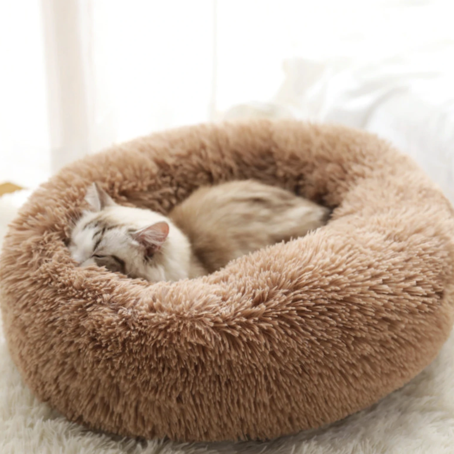 50% OFF - COMFY CALMING PET BED