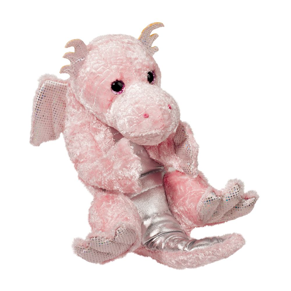 Pink Dragon, Lil Handful Plush