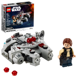Star Wars Millennium Falcon Microfighter