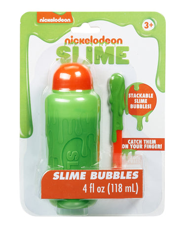 Nickelodeon Slime Bubbles