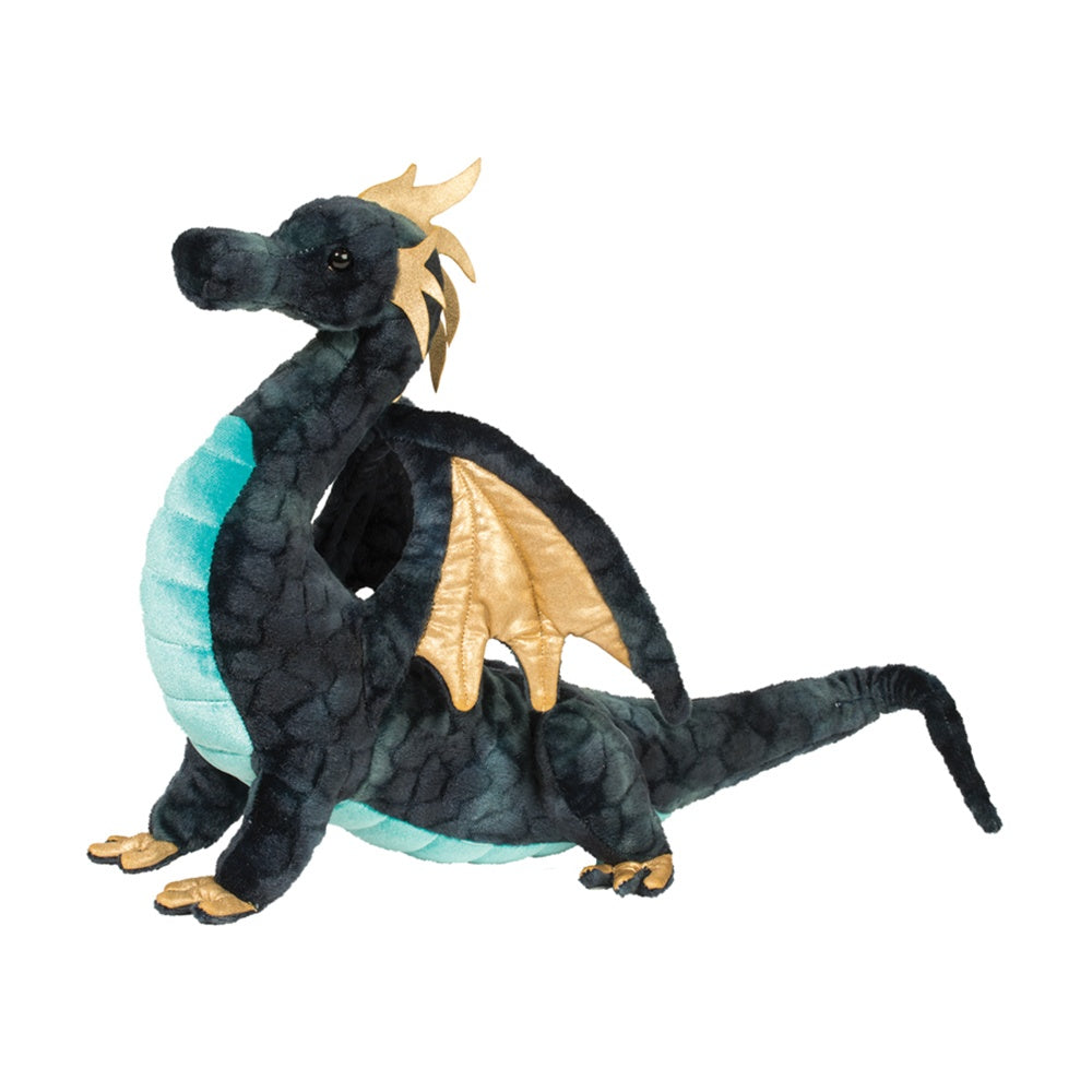 Aragon, Navy Dragon Plush