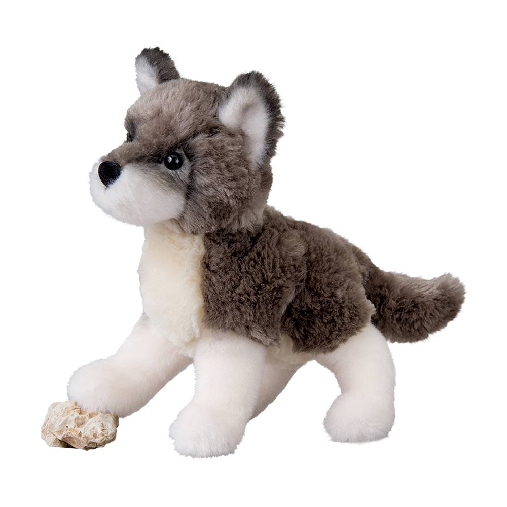 Ashes, Wolf Plush