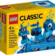 Classic Creative Blue Bricks