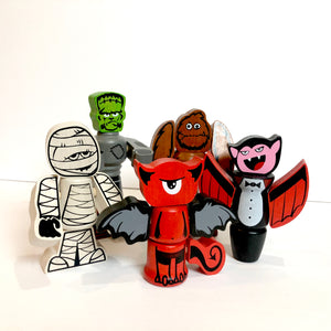 Tinker Totter Monsters