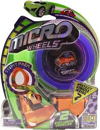 Micro Wheels Loop Pack