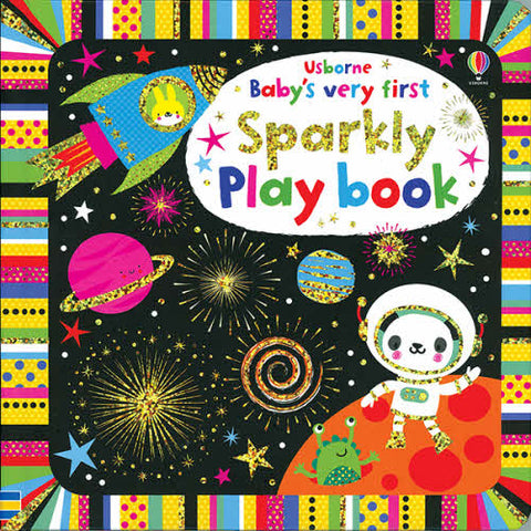 Baby's First Sparkly Book